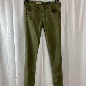 Anthropologie AG Stevie Slim Straight Jeans 28